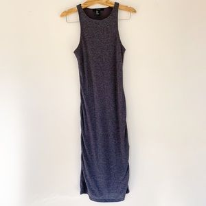 FOREVER 21 Form Fitting Knit Maxi Dress